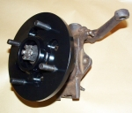 MG Midget light-weight alloy front hubs