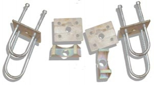 Axle Fitting Kit